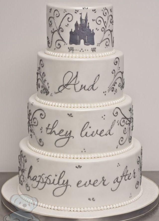 21 Wedding Cakes For Every Disney Lover Wedding cakes