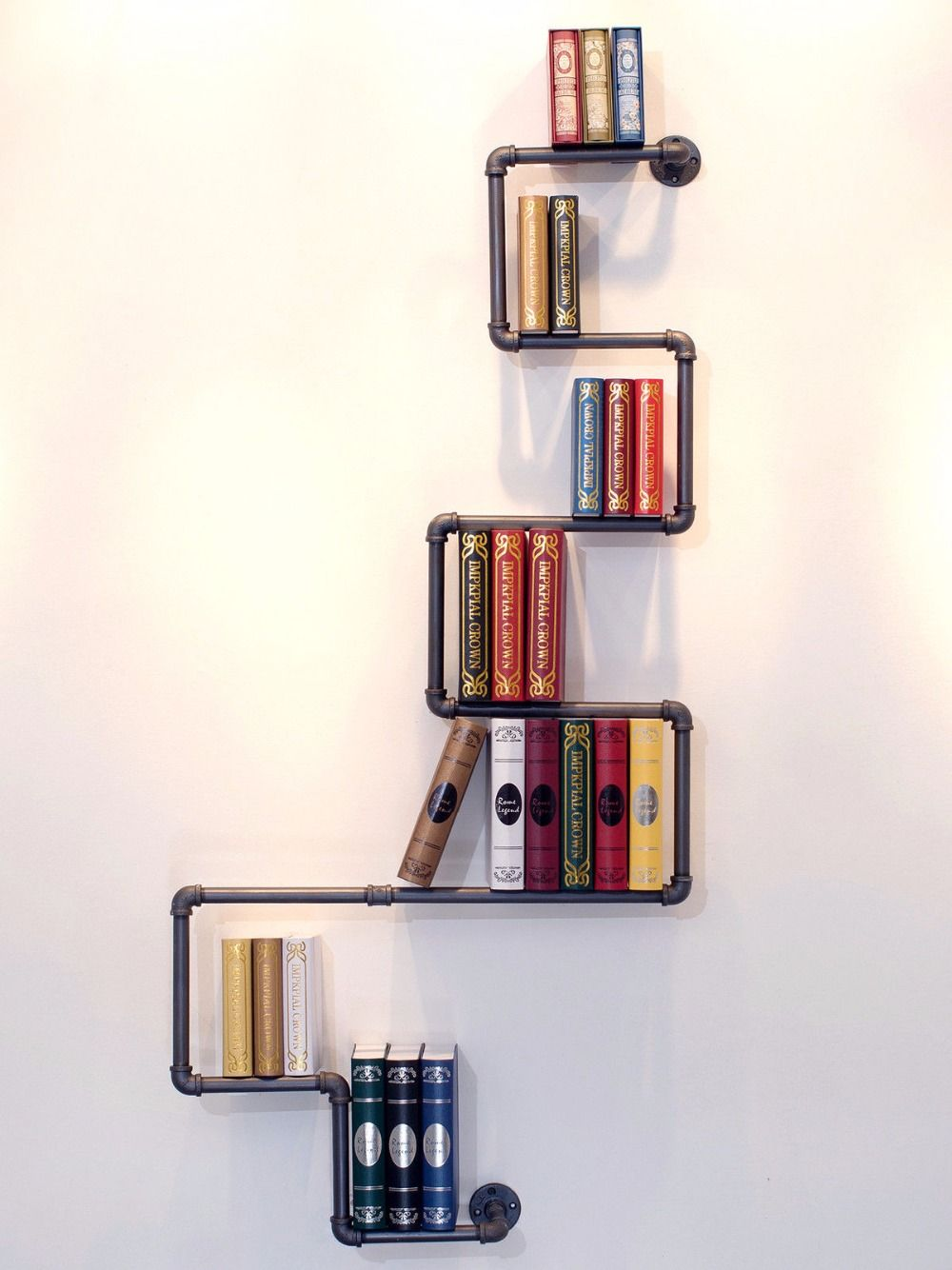 Cheap Pipe Stock Buy Quality Bookshelf Ladder Directly From China Api Suppliers DescriptionDIY Industrial Retro Wall Mount Iron Shelf Storage