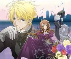 The Earl And The Fairy Shame It S Only 4 Books The Characters Were Cool And The Artwork Is Very Good There Was Plenty Of Potential In The Anime Love Story