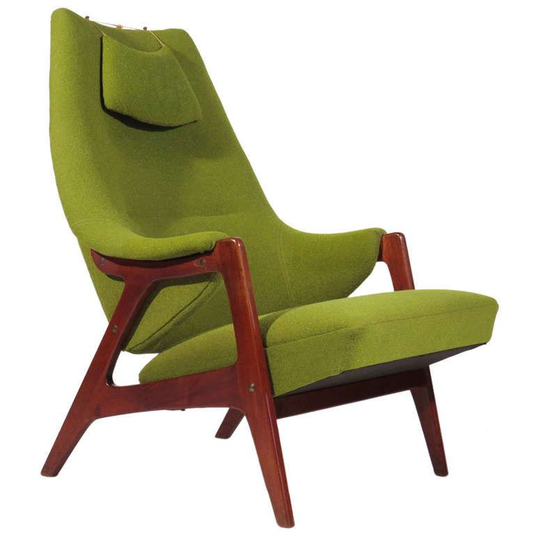 Folke Ohlsson Chair Mid Century FurnitureMid