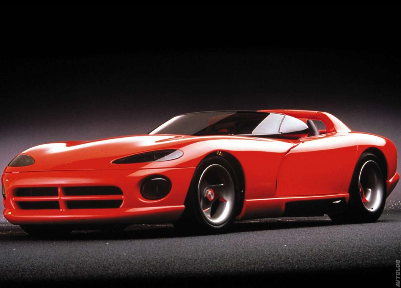 1989 Dodge Viper RT10 Concept Vehicle