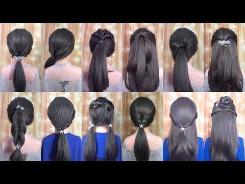 amazing hairstyles - easy beautiful