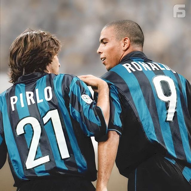 Once upon a time .. #InterMilan by futbolsport