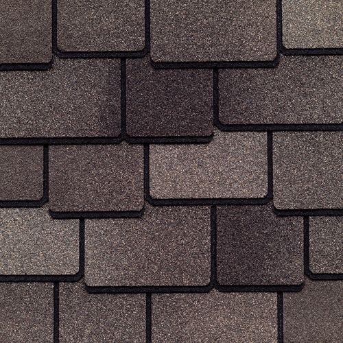Cedarwood Abbey Gaf Designer Roof Shingles Swatch