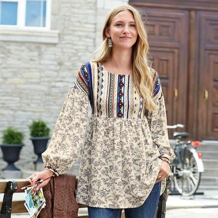 SWEETBRIER TUNIC