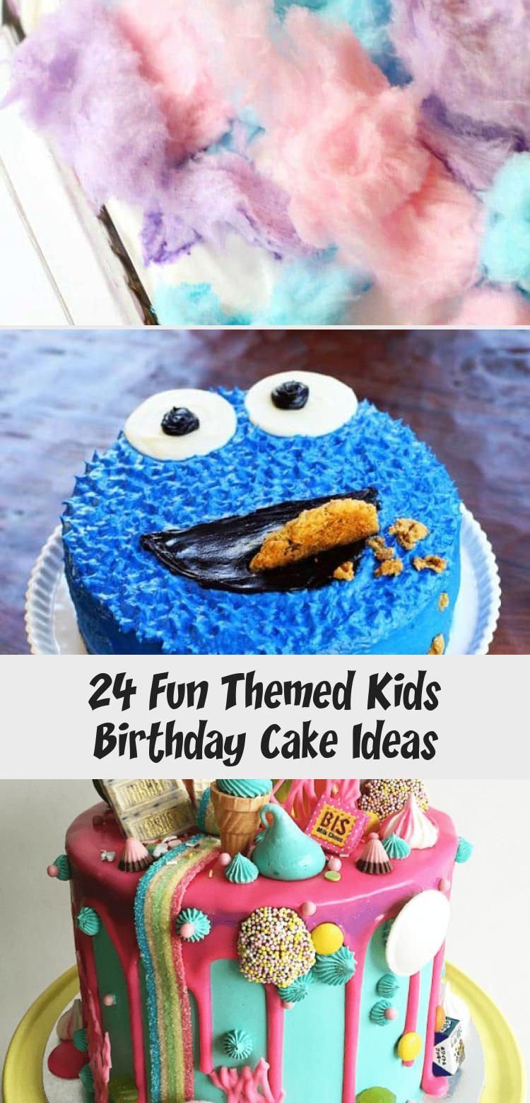Fantastic 24 Fun Themed Kids Birthday Cake Ideas Small Birthday Cakes Funny Birthday Cards Online Benoljebrpdamsfinfo