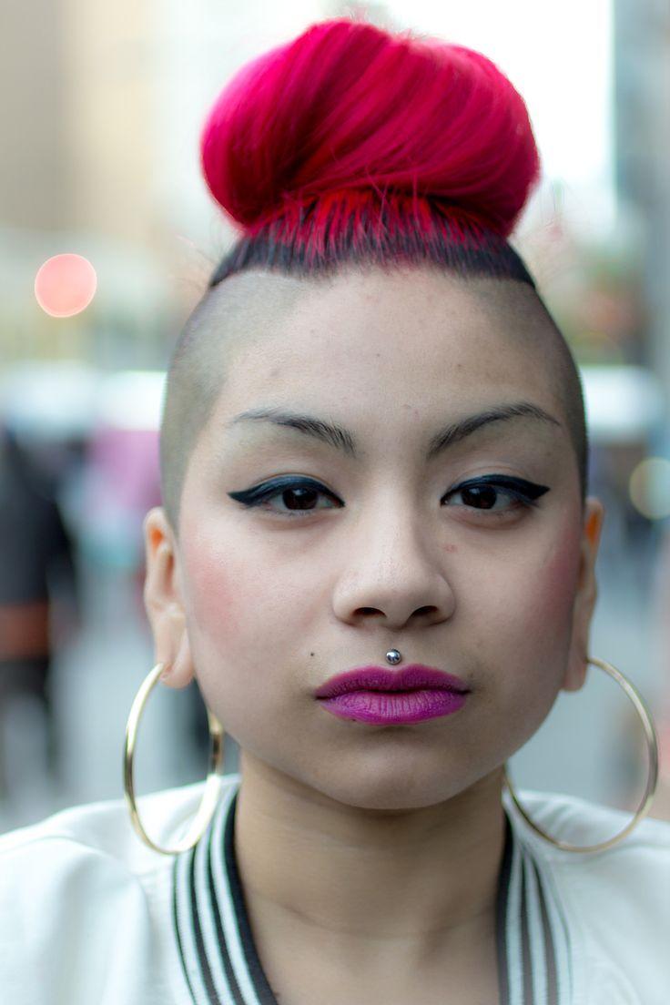 Impresionante mejores peinados Fotos de consejos de color de pelo - mohawk pixie with bangs - Google Search | Colores de pelo ...
