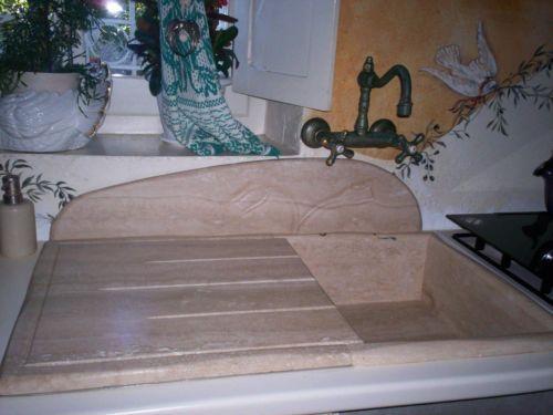 Stunning Lavabi Cucina In Pietra Images - Acomo.us - acomo.us