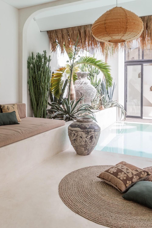 Natural Interior Bali Style Home Decor Home