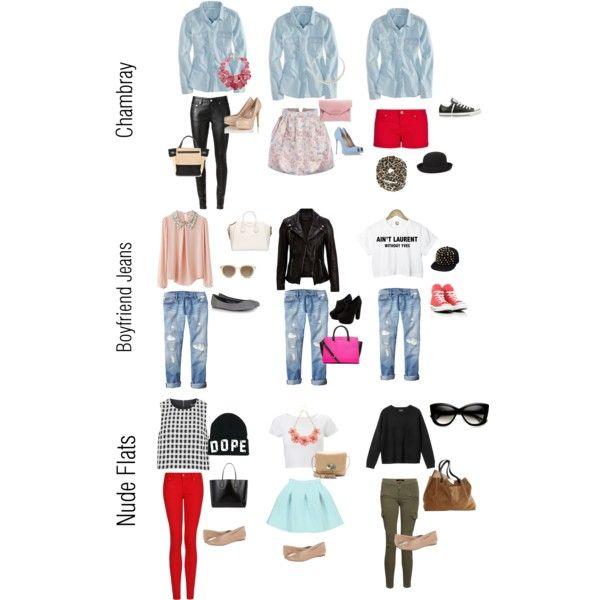 3 Wardrobe Staples, 3 Different Ways