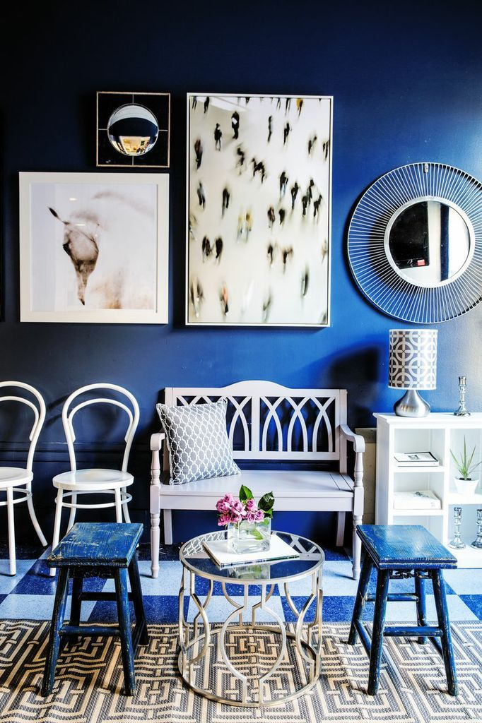 beautiful blue room welcome home pinterest blue rooms rh pinterest com