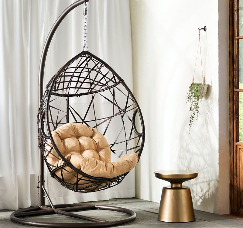 20 cool hanging chairs for the bedroom bedroom decorating ideas rh pinterest com