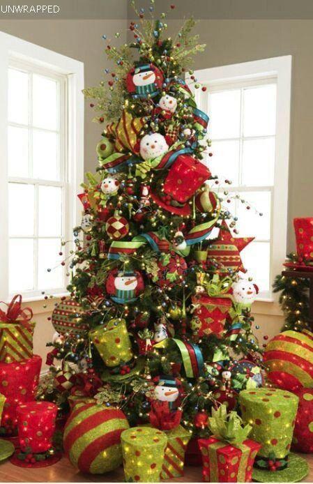 encuentra este pin y muchos ms en arboles de navidad de