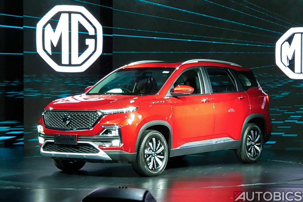 Morris Garages Or Mg Motor India Has Unveiled Its First Product