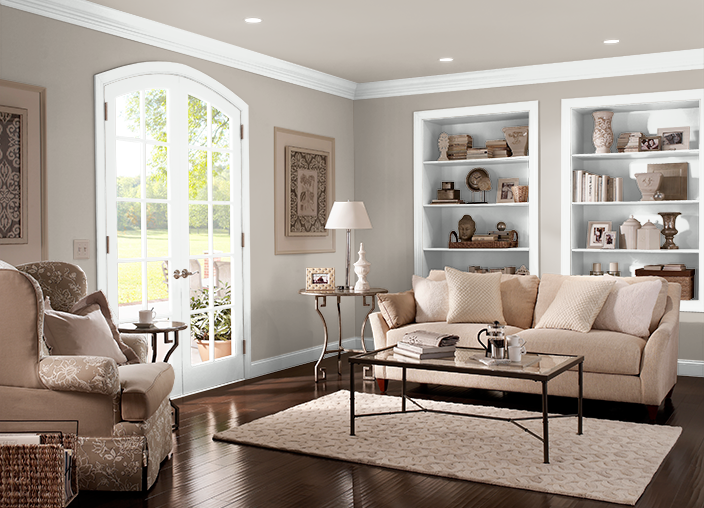 This Is The Project I Created On Behr Used These Colours