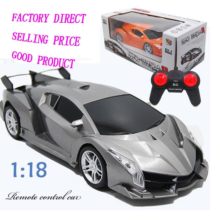 children toys 118 simulation 4ch remote control car boy toys 4 channels rc racing