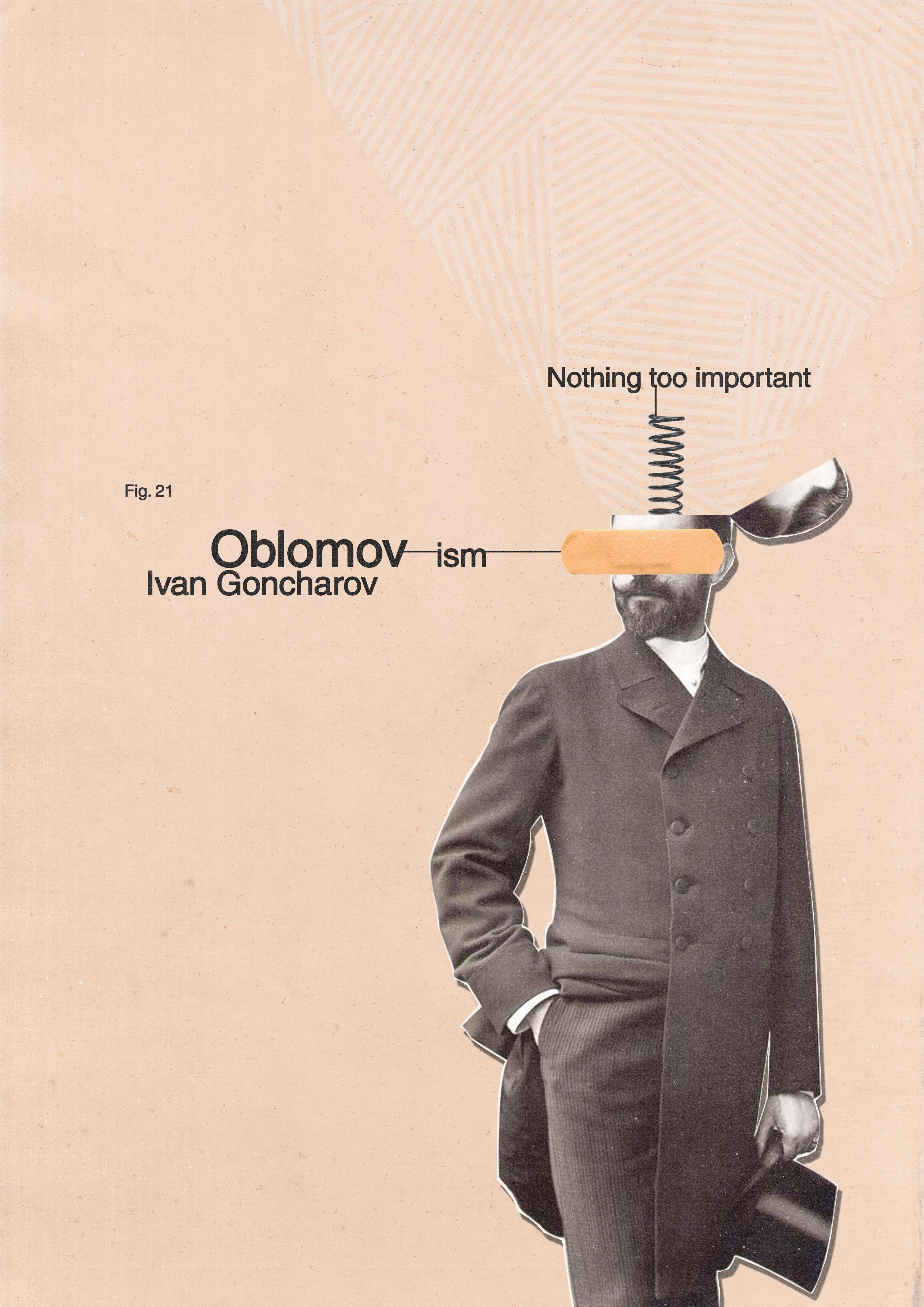Ivan Goncharov, Ordinary history: summary, main characters, history of creation 97