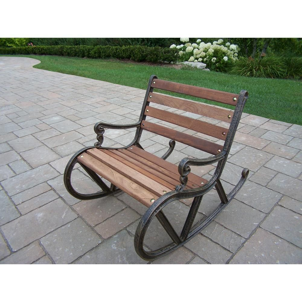 mini aluminum outdoor rocking chair hd6012 ab in 2019 products rh pinterest com