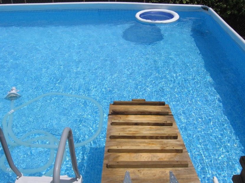 Homemade Dog Ramp For Pool Dog Ramp Dog Pool Ramp Dog
