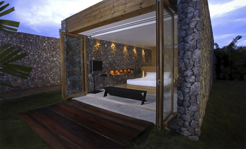 Paredes de piedra dream home pinterest piedra pisos - Paredes de piedra interiores ...