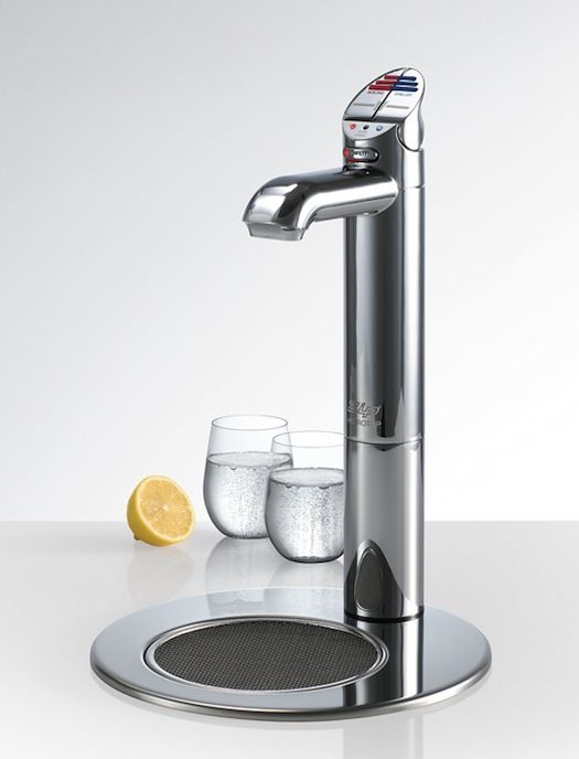 pour a glass of sparkling water straight from the tap items i will rh pinterest com