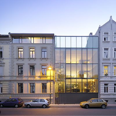 Architekten Darmstadt opus architekten bda darmstadt architecture places