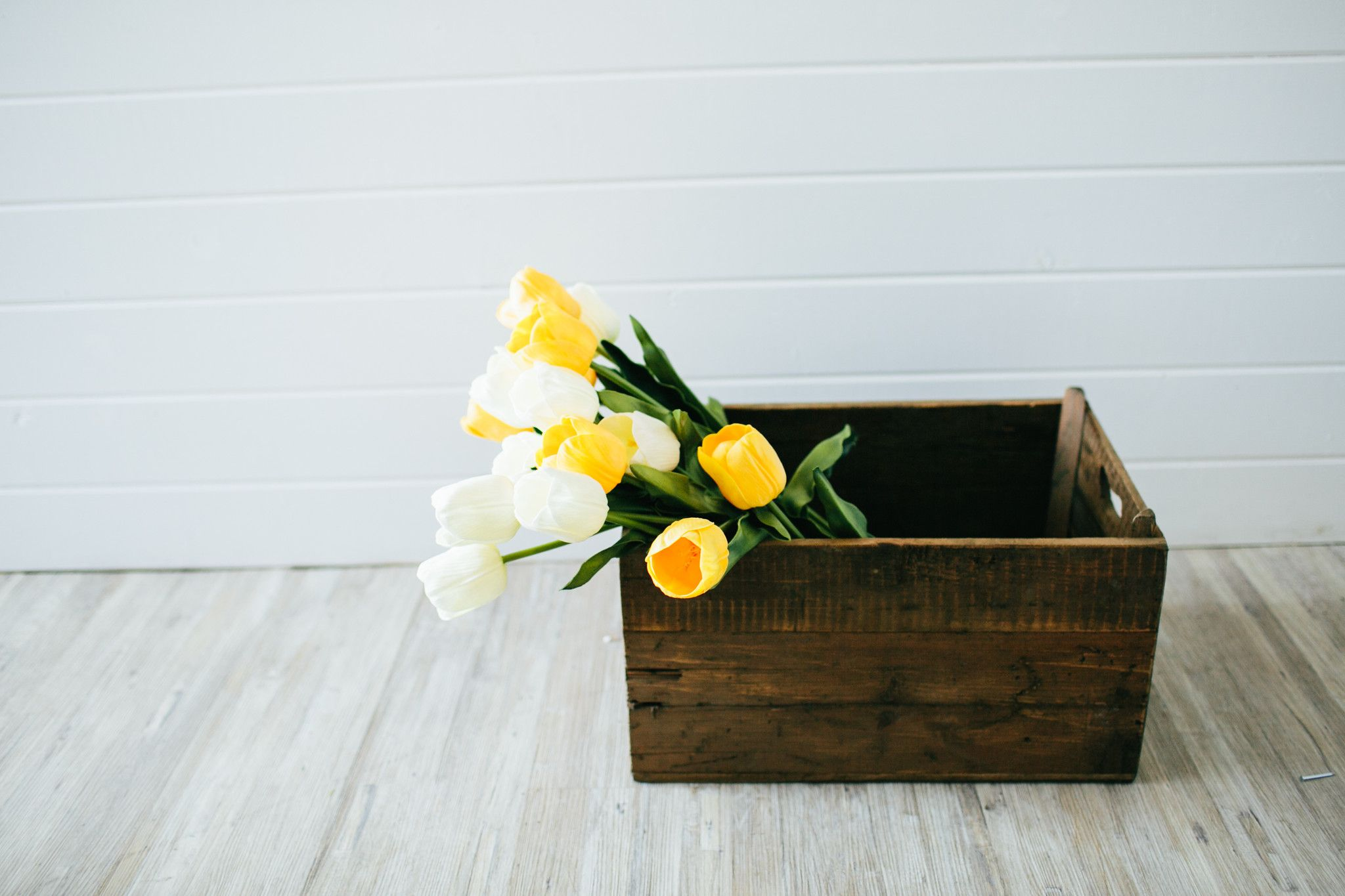 Vintage style produce crate crates vintage and storage ideas