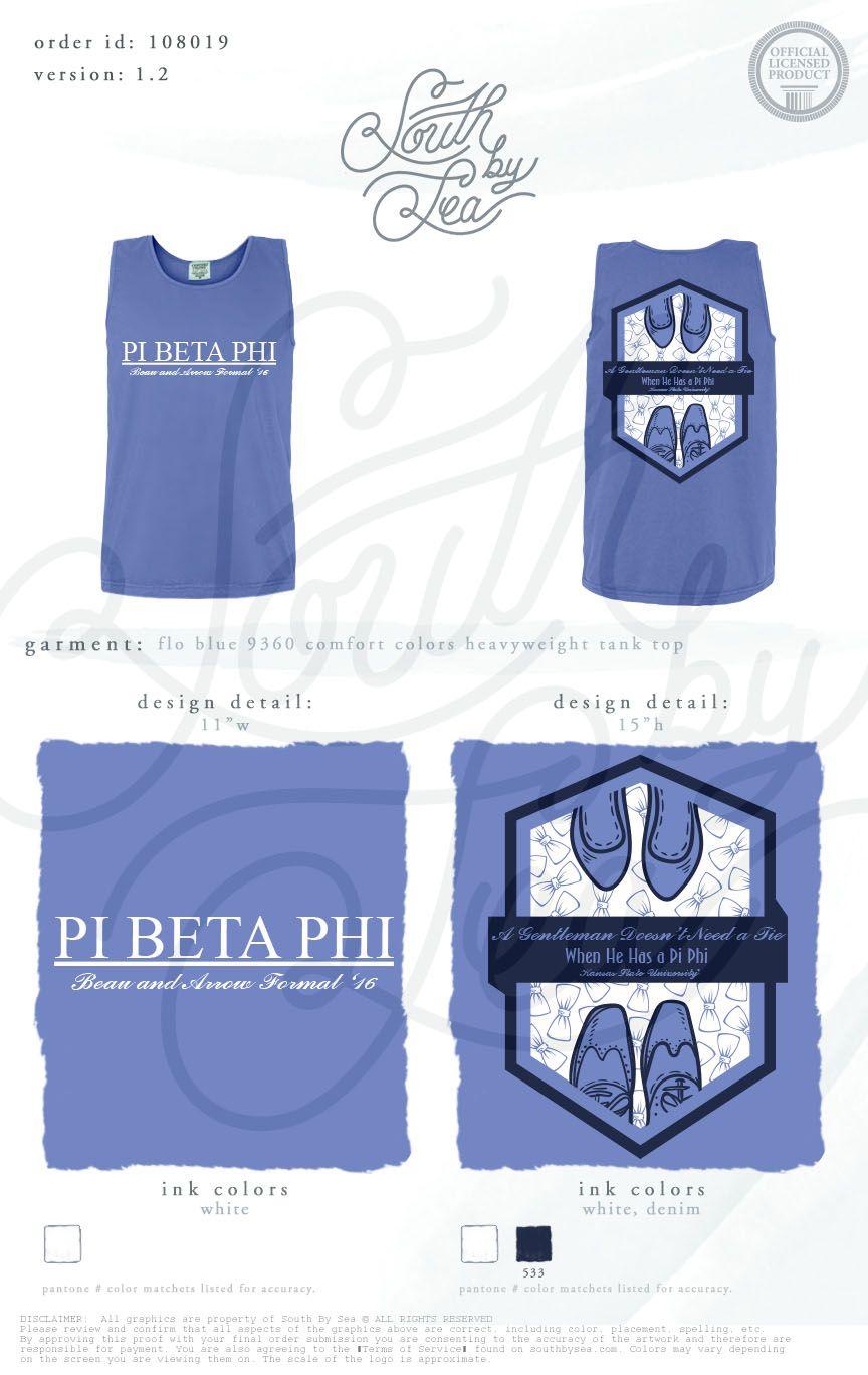 Pi Beta Phi Beau and Arrow