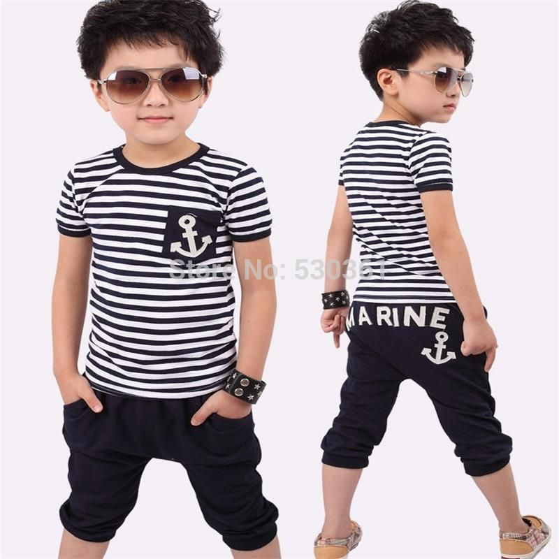 77cca99a22467 TANGUOANT Free shipping hot sale summer clothing sets kids pants + ...