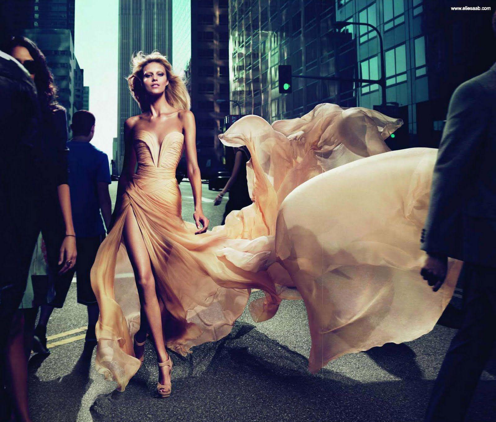 Elie Saab dress...