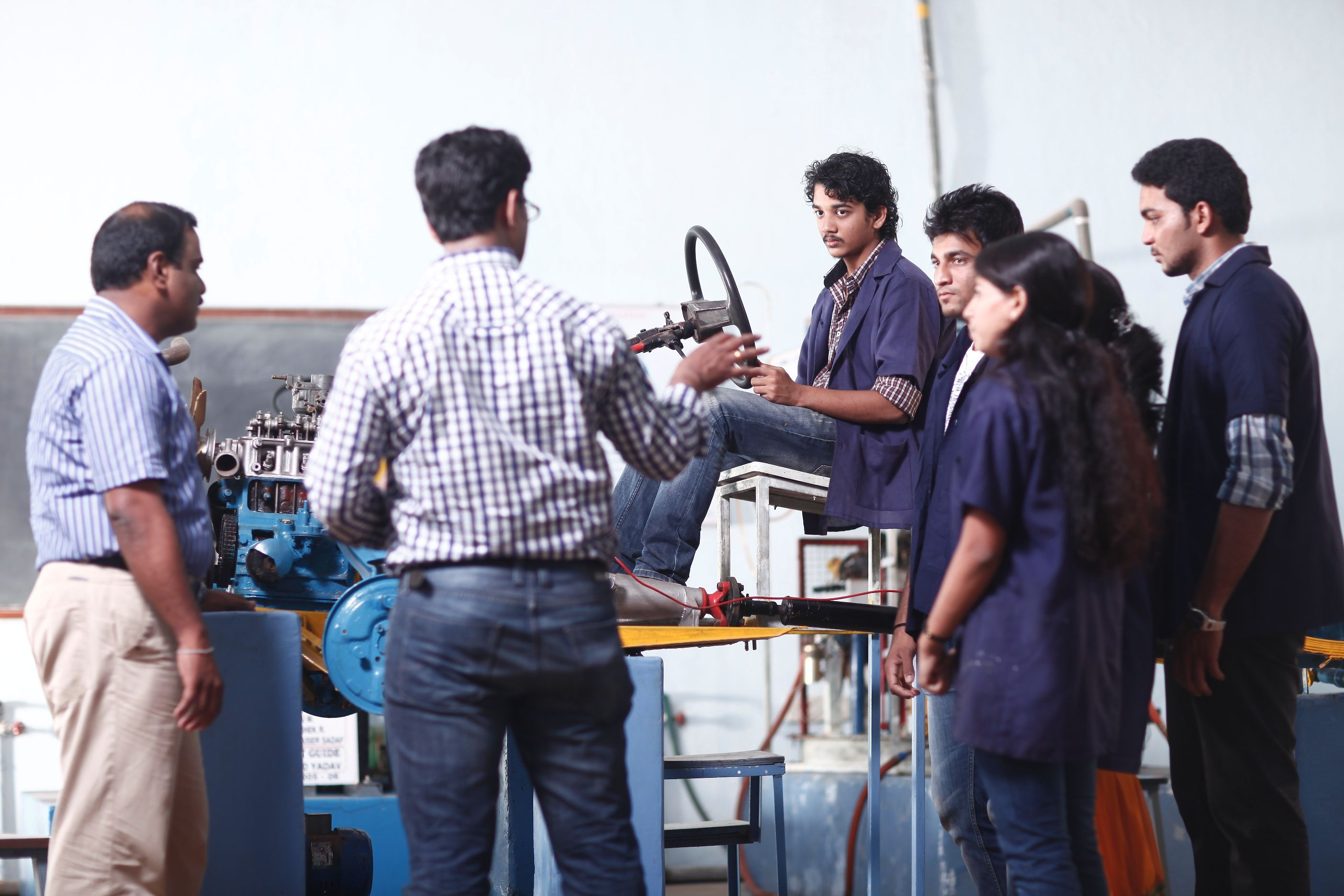 mechanical engineering training