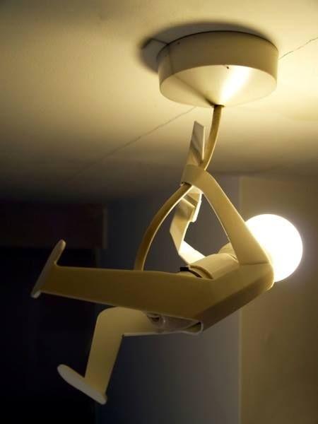 Unusual Lighting Unique Lamp Design Creative Lamps