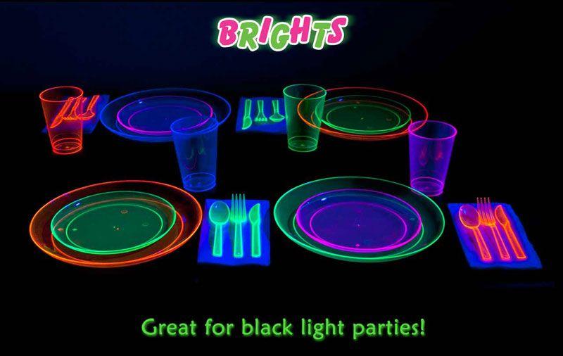 Glow In The Dark Party  sc 1 st  Pinterest & Glow In The Dark Party | Glow In The Dark Party | Pinterest | Neon ...