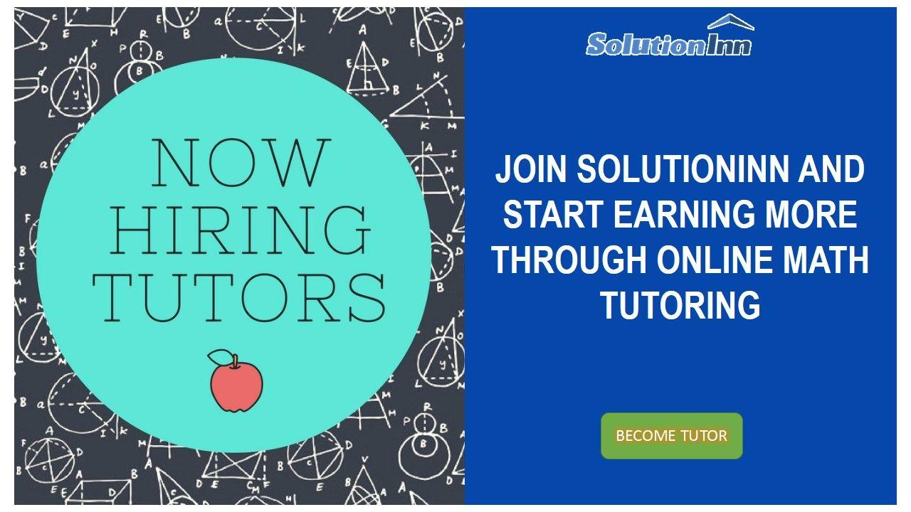 Online Math Teacher Jobs Available On Solution Com Apply To