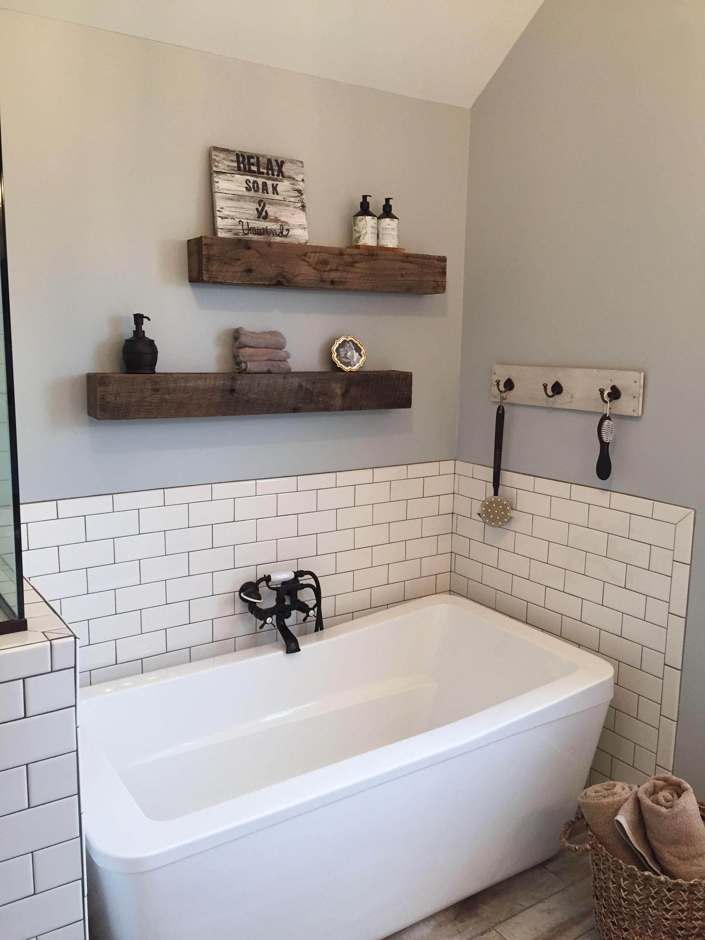 barn wood floating shelves hanging shelve and diy relax sign rh ar pinterest com