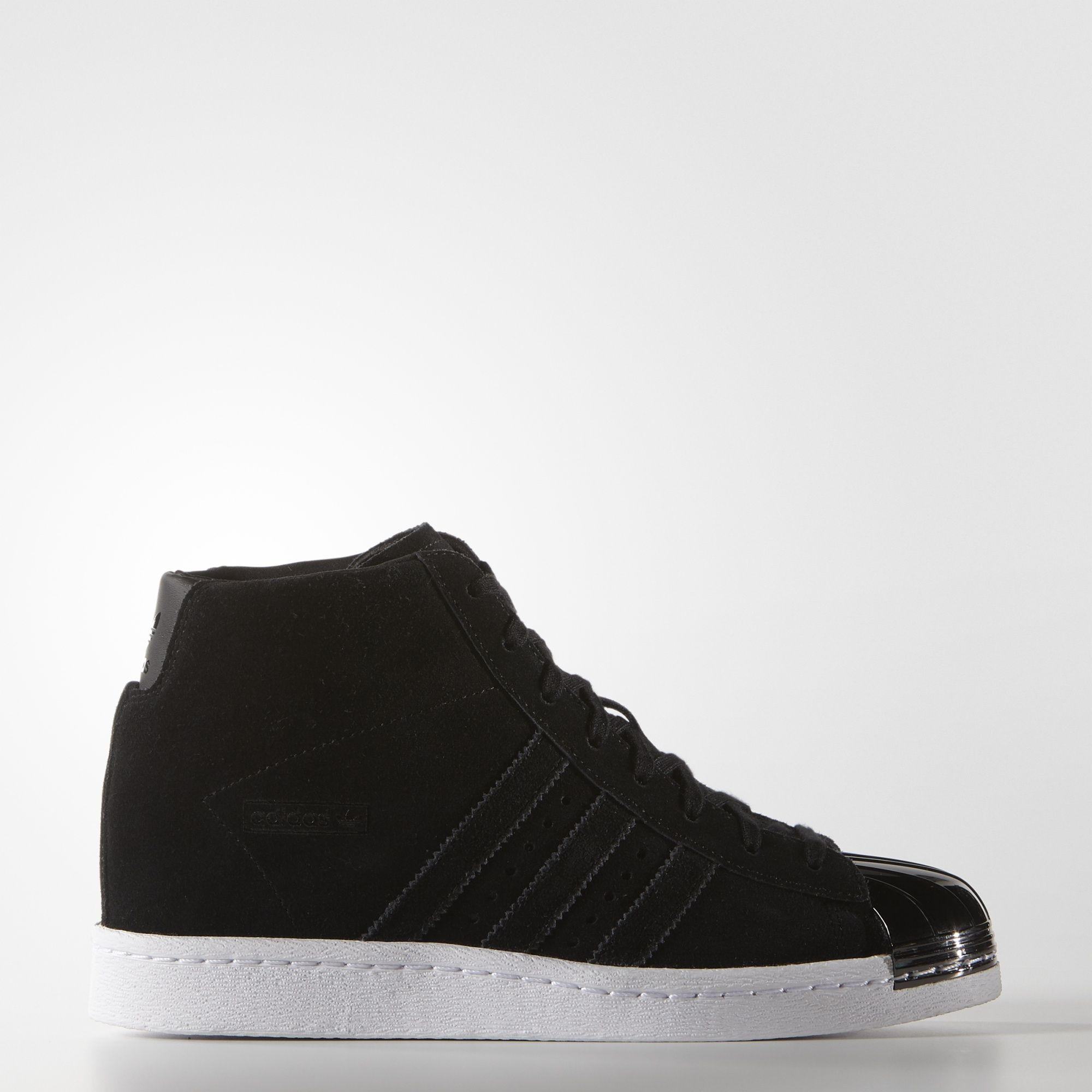 Black adidas Superstar Shoes -