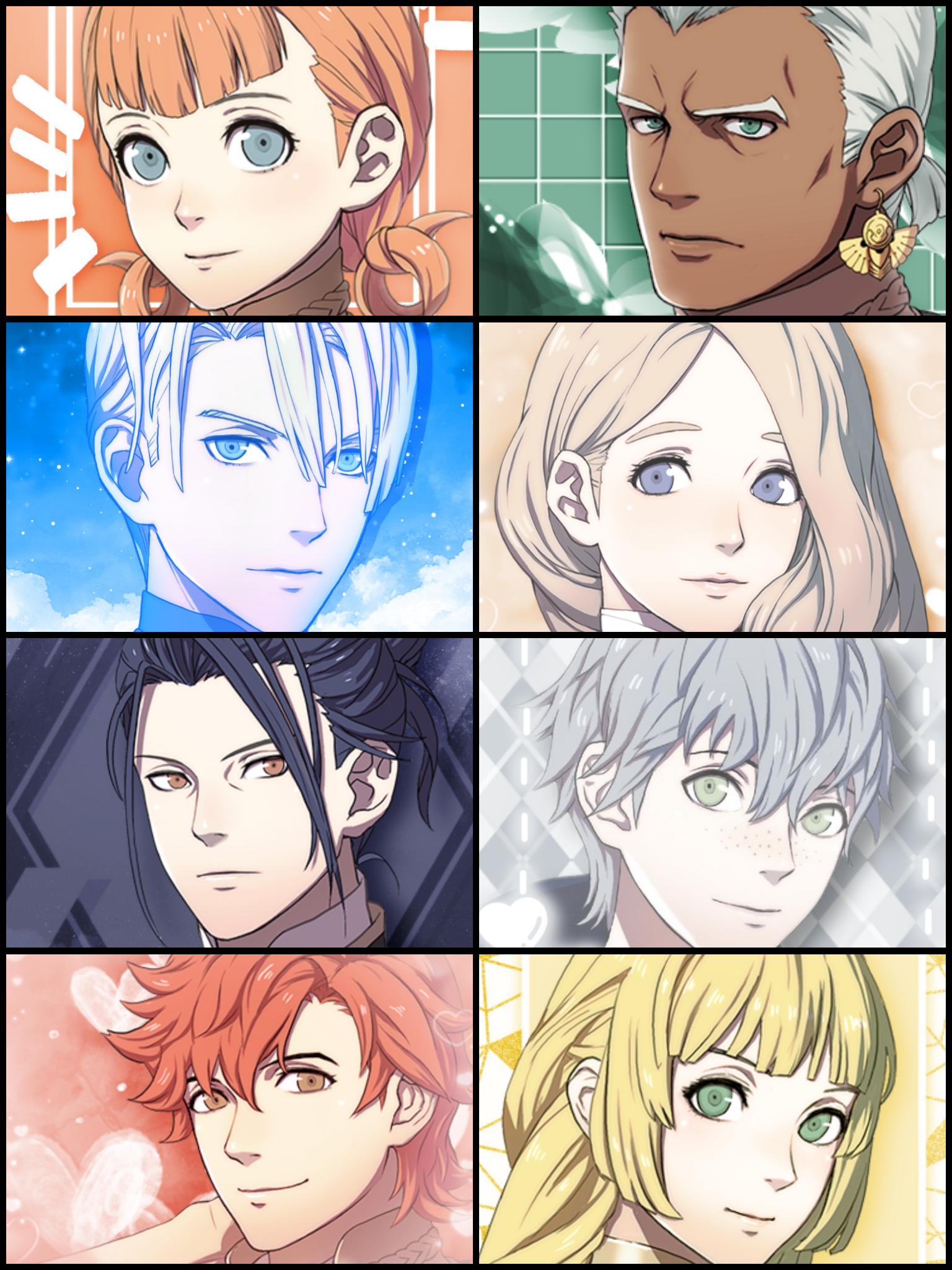 Pin by Hailey Wilkinson on Games Fire emblem, Blue lion