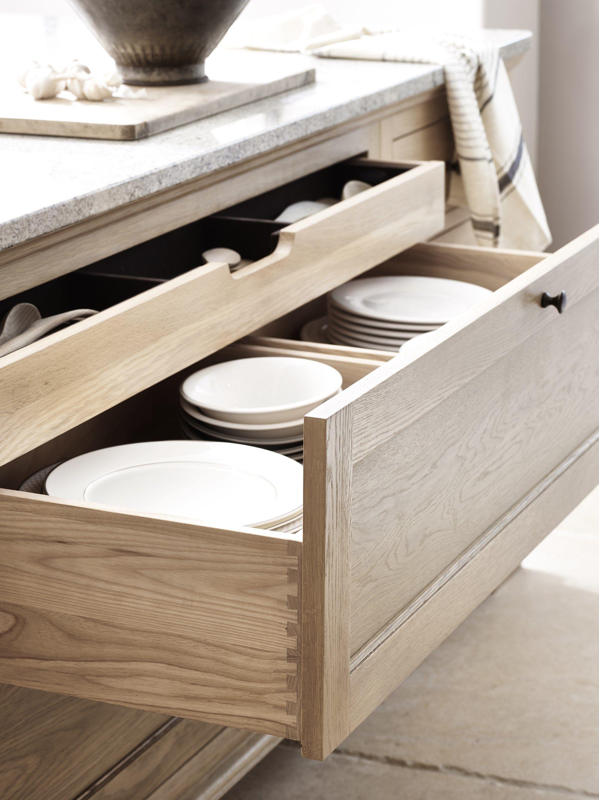 Neptune Henley kitchen details stunning kitchen