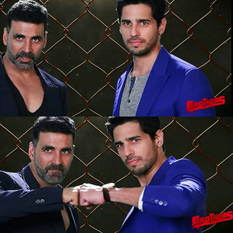 Brothers - First Look Released | Akshay Kumar, Sidharth