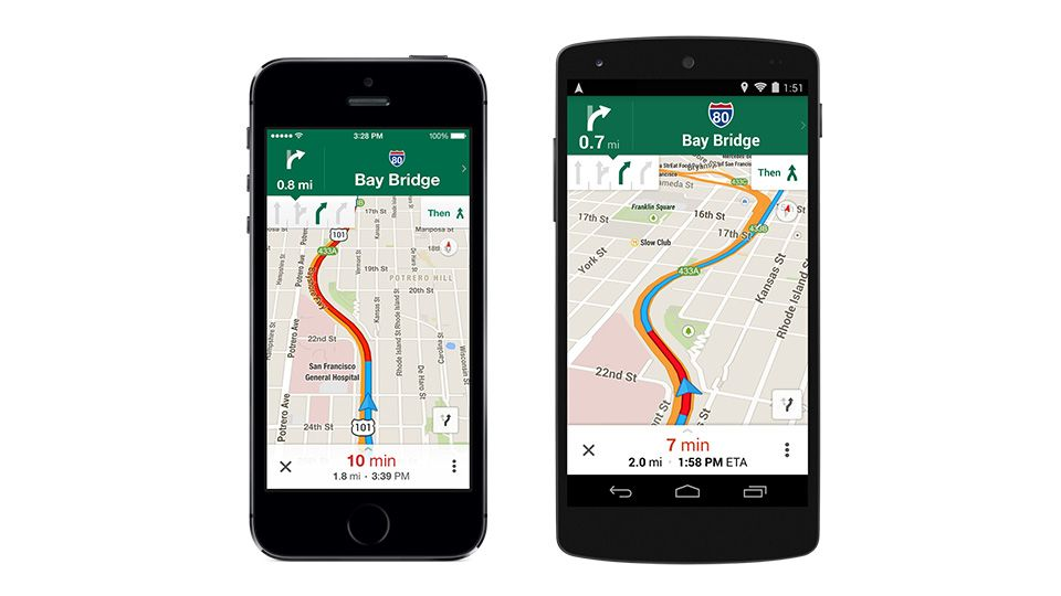 Google Maps Now Tells You What Lane to Get Into and More