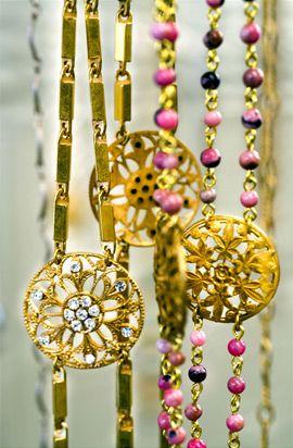Anna Rivka's wonderful jewels