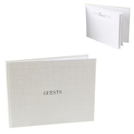 Generic Paperwrap Guest Book Co Uk Office Products