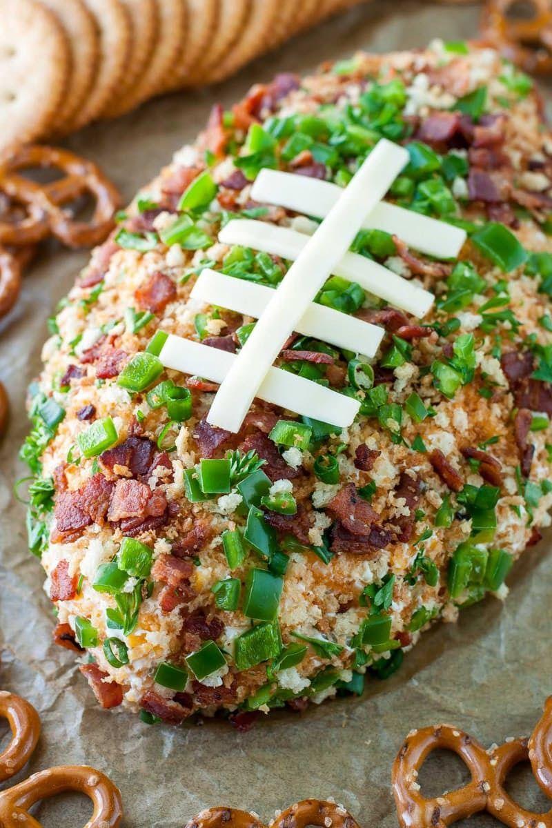 10 Super Bowl Snacks That Look Like Footballs Football Snacks Food Appetizers