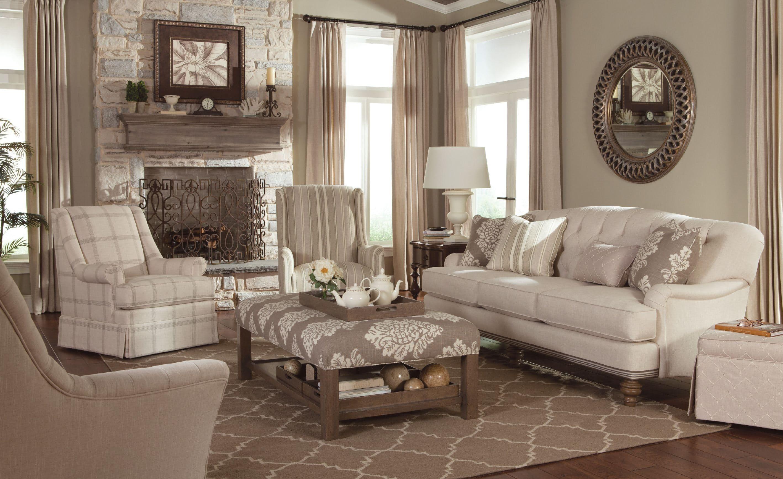Room Paula Deen by Craftmaster Living Room