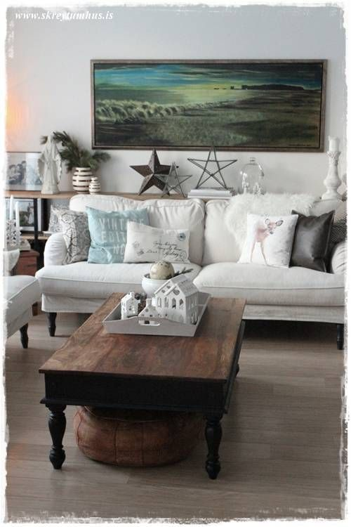 ikea stocksund sofa vintage living room af blogginu my blog rh pinterest com