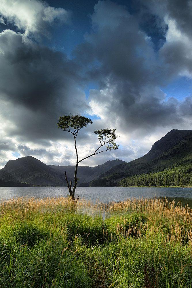 Buttermere Beauty 2 Lake Landscape Nature Scenes Lake District
