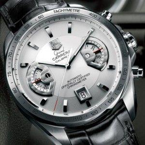 ac351afa951 TAG Heuer Grand Carrera Calibre 17 in Steel