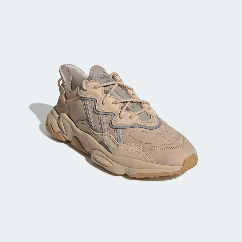adidas OZWEEGO Shoes - Beige | adidas US | Beige shoes, Hype ...
