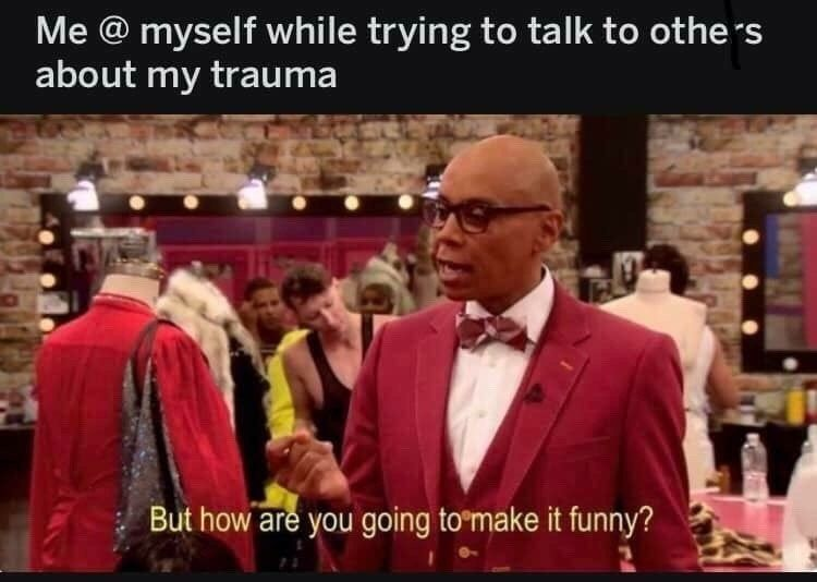 33 Therapy Memes And Tweets Because We All Need Help