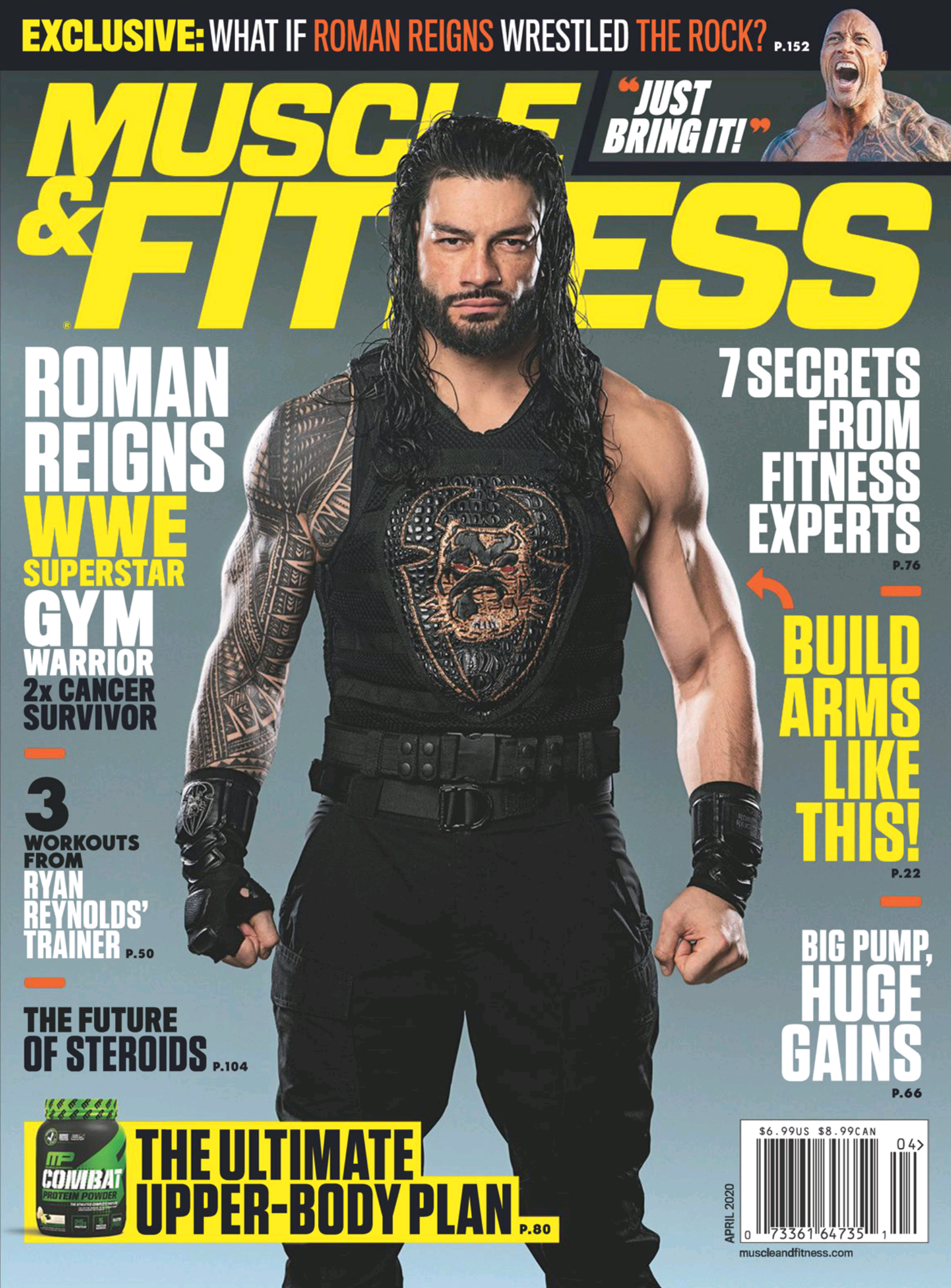 20200401_Muscle_&_Fitness Payhip in 2020 Roman